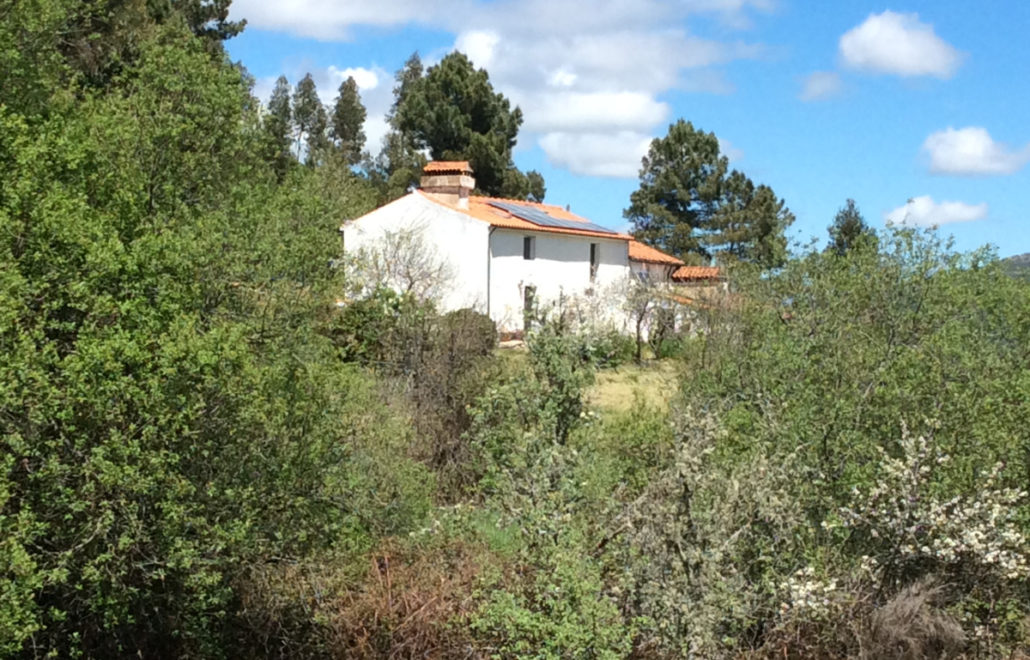 Eco home, off grid proproty deveopled in a sustainable manner, Portugal, for sale