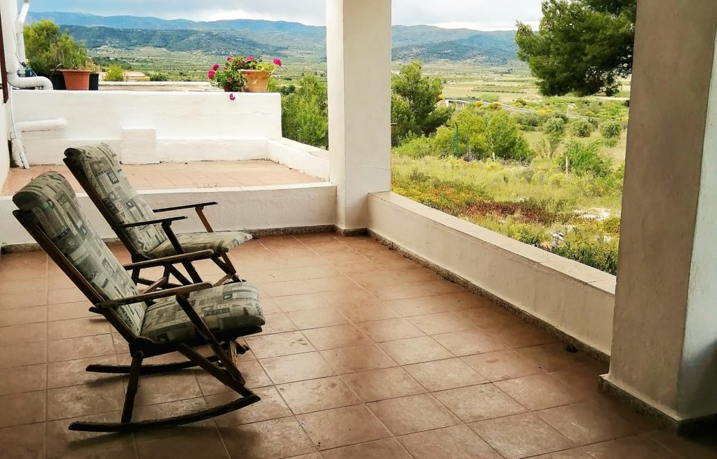 Spain, eco-house with land, for sale