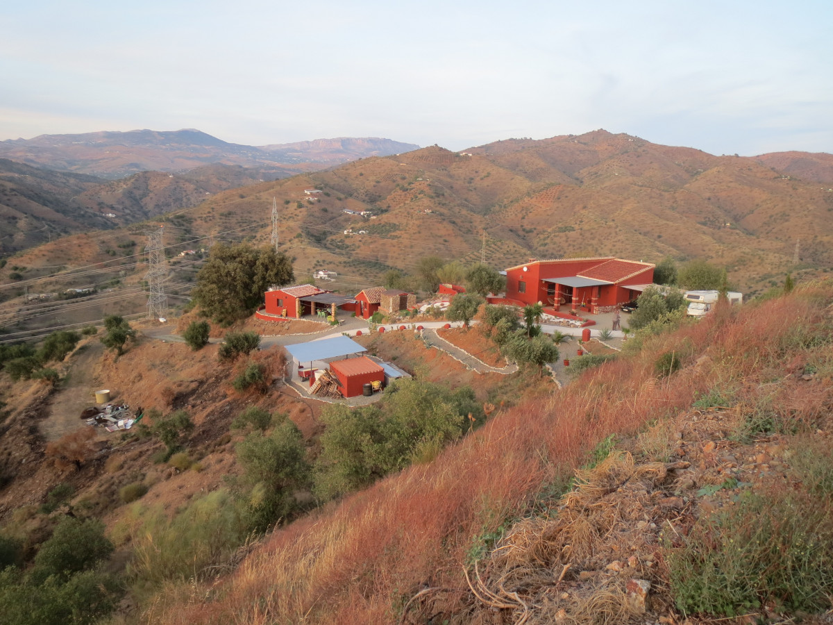 House and guest house, for sale, Spain