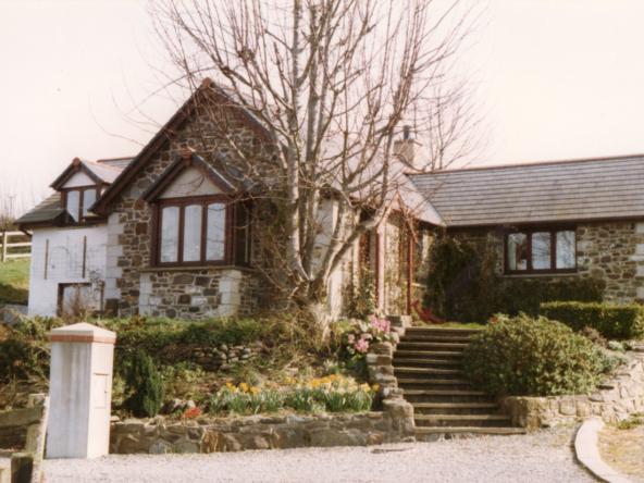 Smallholding, Wales, Llanarth, for sale