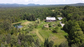 Eco retreat, farm, for sale, Vermont, Usa